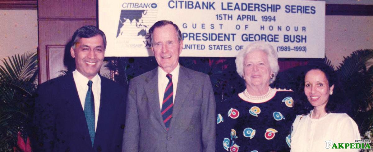 Citibank career 1970 - 1999