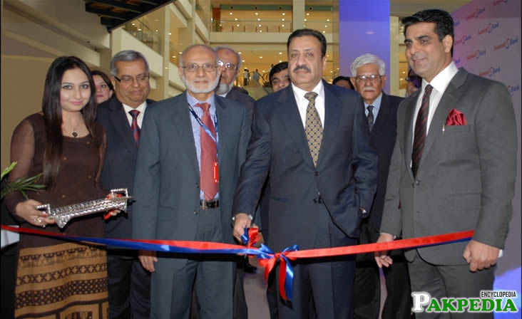 Summit Bank Opning New Branch