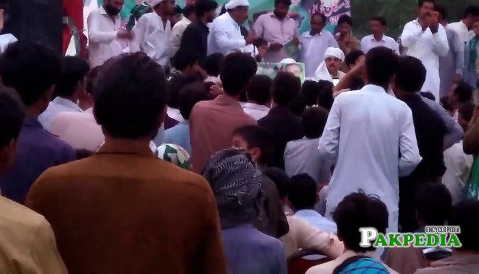 Jalsa of Ghulam Qasim at Kot Addu