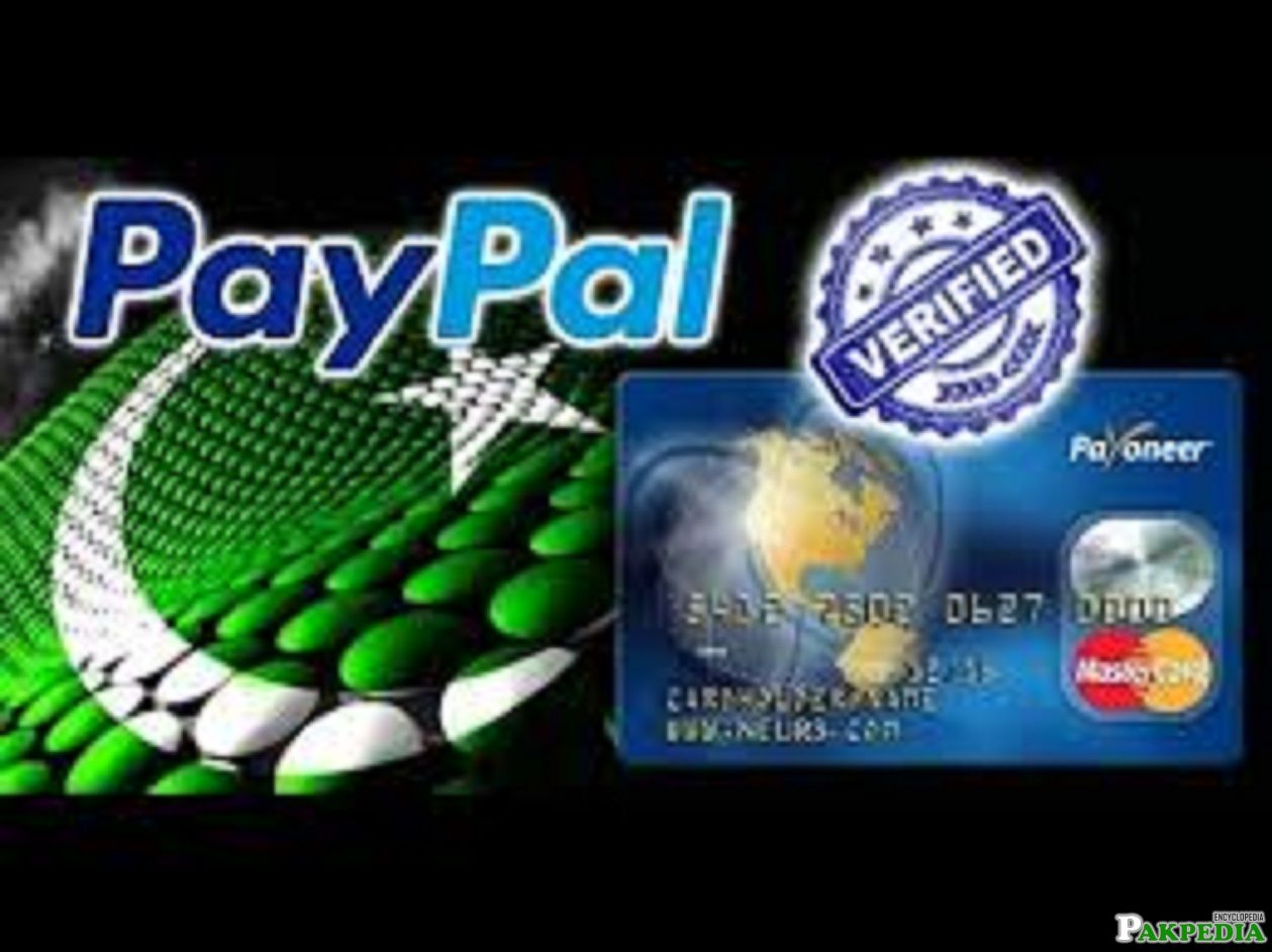 Paypal in Pakistan