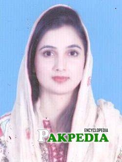 Youngest Parliamentarian Sania Ashiq