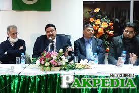Sheikh Rasheed Ahmad in media