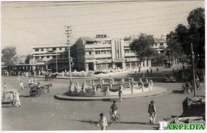 Rawalpindi Old City