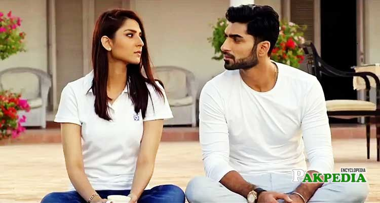 Rizwan Ali onsets of his movie with Ramsha Khan