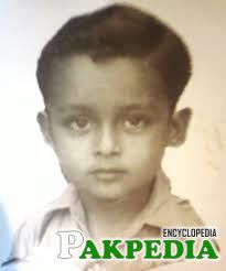 Hameed gul child hood Picture