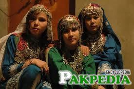 Hazara Cultural Dresses