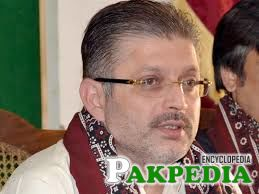 Sharjeel Memon also a Businessman