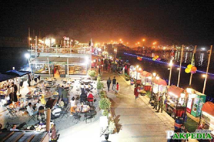 Port Grand Karachi Port Grand food street Port Karachi food street
