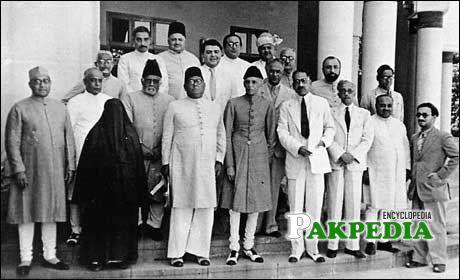 Members of Working Committee
