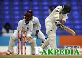 Taufeeq Umar in West Indies