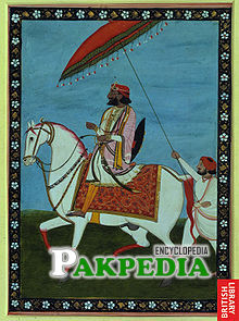 Gulab Singh-Maharaja of Kashmir
