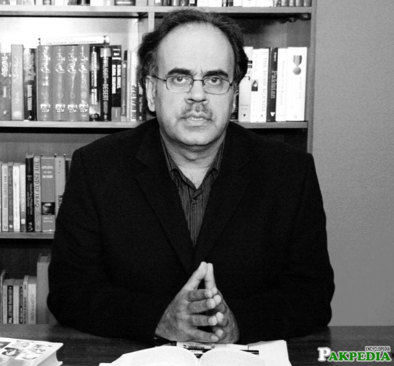 Dr. Shahid Masood is also Medical doctor