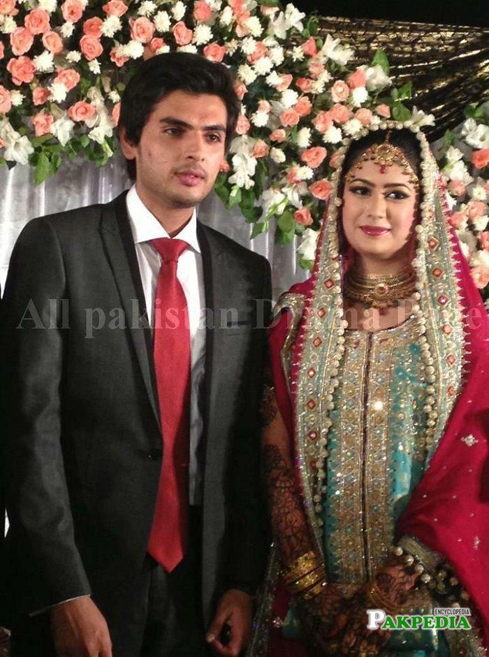 Yasir Shoro wife