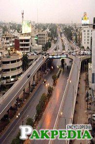 Shahrah-e-Faisal Karachi