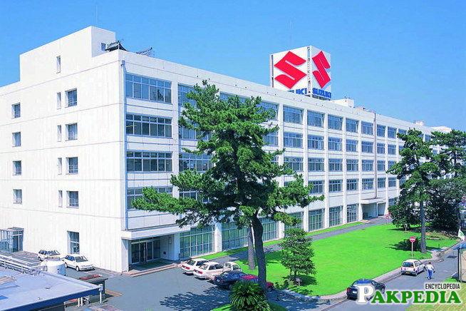Suzuki Motors Office