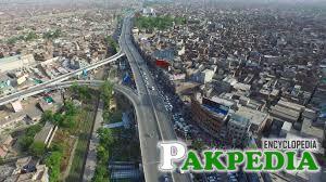 Gujranwala Gt Road