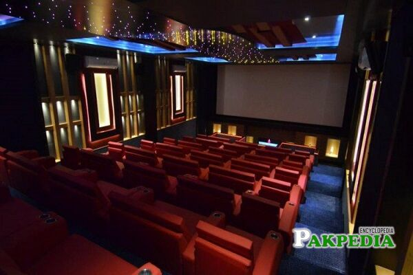List of Faisalabad Cinemas