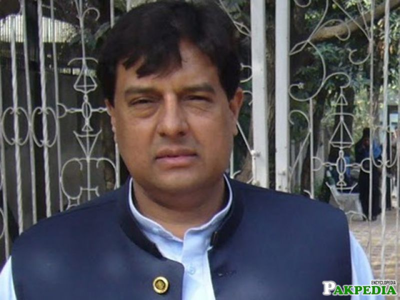 Member of the National Assembly of Pakistan
