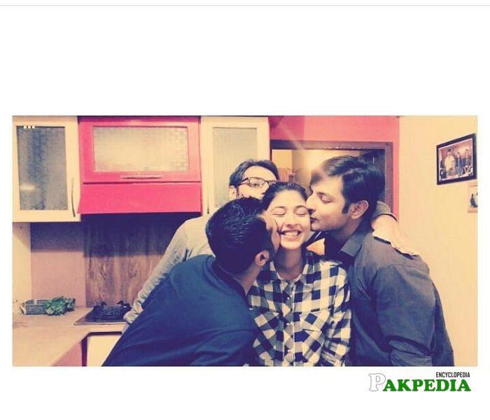 Sonia Mishal Family