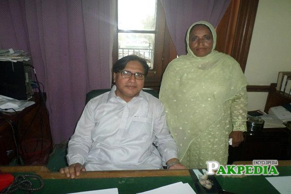 Haseena Begum elected as MPA
