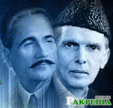 Quaid-e-Azam and Allama Iqbal