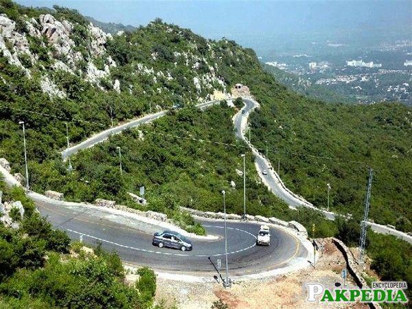 Daman-e-Koh Islamabad