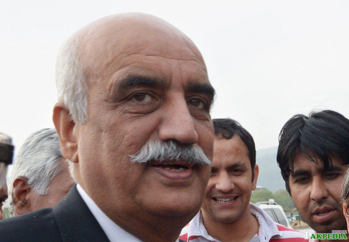S.Khurshid Shah