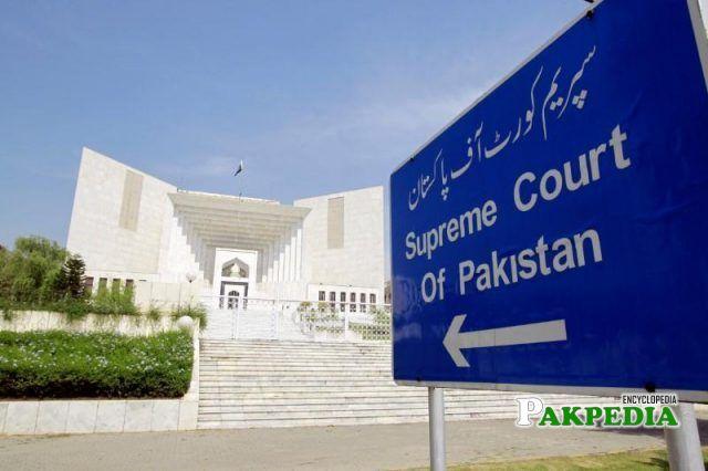 Senior Pakistani Supreme Court Lawyer