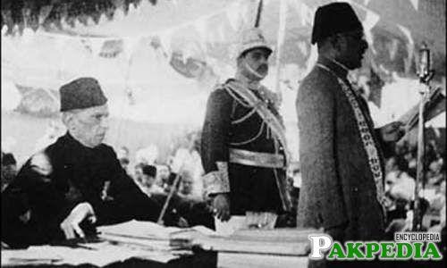 Quaid e Azam in Lahore Resolution 23 March 1940