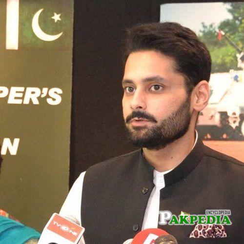 Jibran Nasir Biography