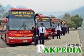 Faisal Movers Express started its operations