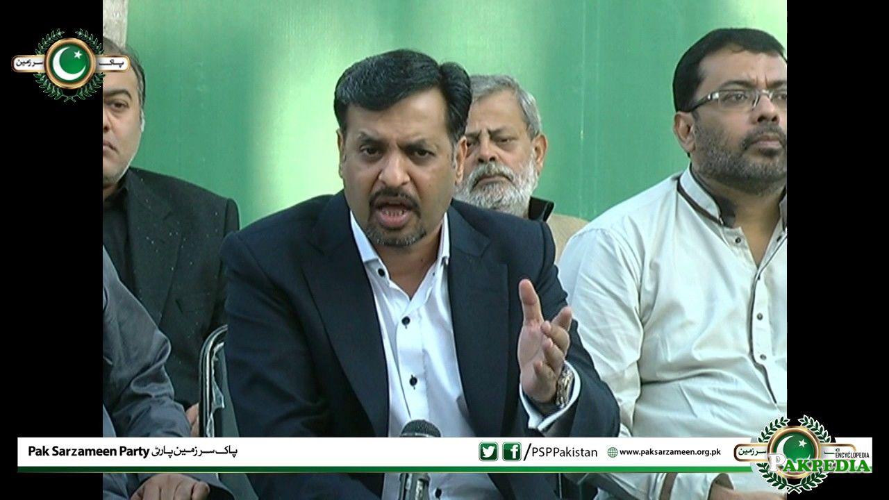 Chairman Mustafa Kamal