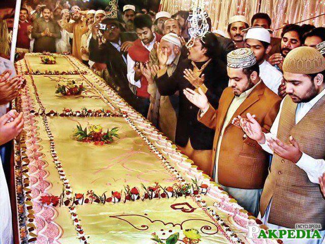 Eid Milad-ul-Nabi (SAW) Cake