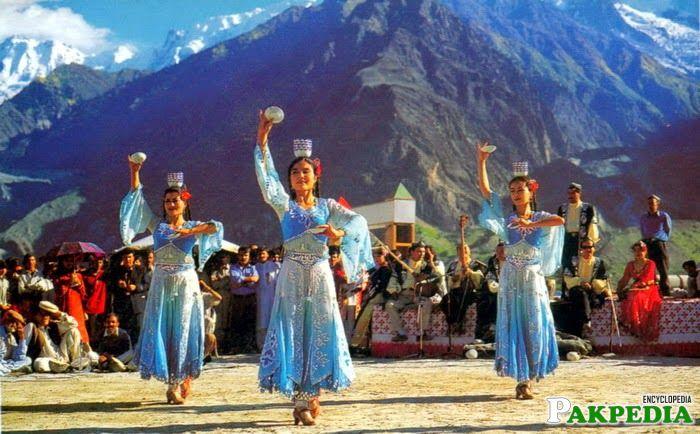 Festival of Gilgit Baltistan