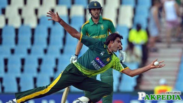 Mohammad Irfan Pick a Great Catch