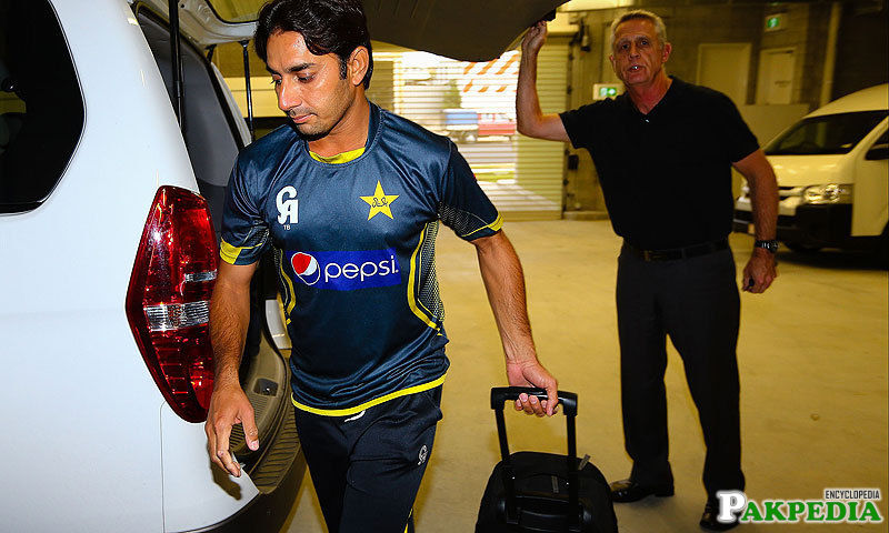 Not only 'doosra', ICC also declared Ajmal's off-spinner as illegal and enforced a ban on world's top-ranked spinner.