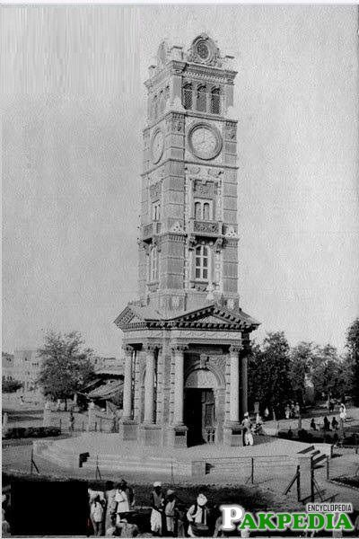 Clock Tower history image