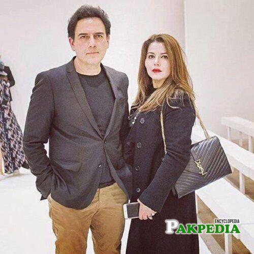 Zohaib Hassan Wife