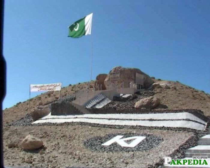 Loralai Pakistan Flag