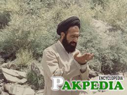Shaheed allama was praying