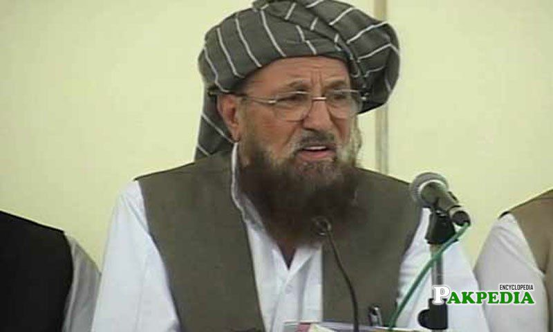 Leader of JUI-F