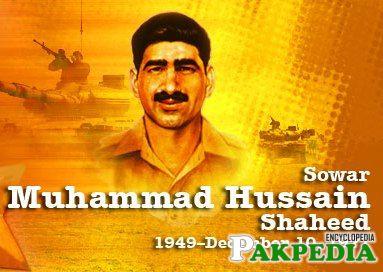 Muhammad Hussain Janjua anniversary