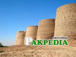 Derawar Fort is one of the historical place
