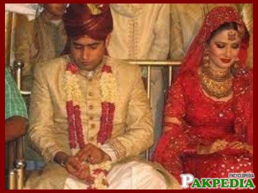 Abrar Ul Haq wedding pic