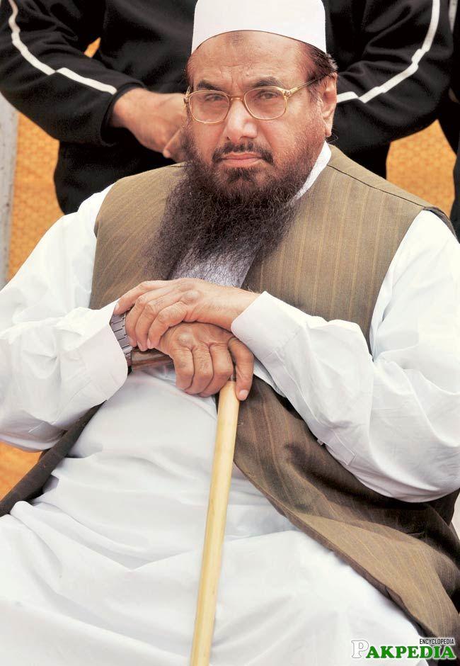 Hafiz Muhammad Saeed Pakistani Islamist