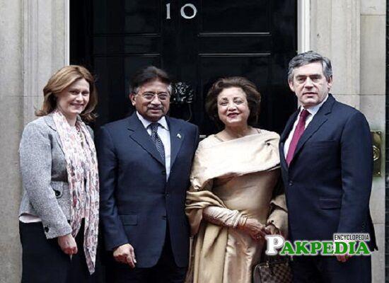 Pervez Musharraf death sentence