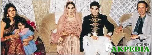 Faakhir Mehmood marriage pic