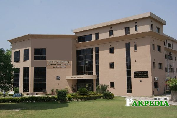 Shaikh Zayed Medical College