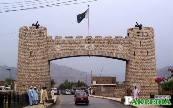 Khyber Pass Gate