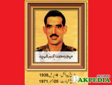 Major Muhammad Akram